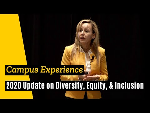 2020 Annual Update on Diversity, Equity, and Inclusion on YouTube