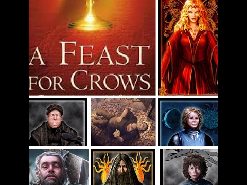 ASOIAF: A Feast for Crows Re Read Project***Part 1*** (CHAPTER SUMMARIES)