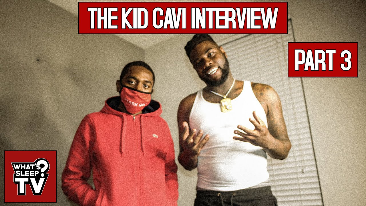 Kid Cavi Breaks Down A Recent Social Media Beef He Got Into & Says He Down To Squash It