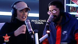 Antonia si Connect-R joaca Ping Pong Verbal