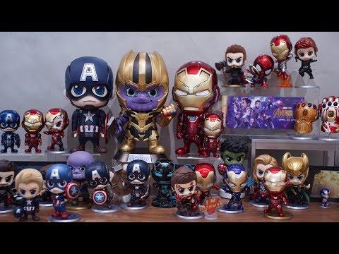 Black Widow Cosbaby Hot Toys Marvel Movie Captain America 3 Civil War