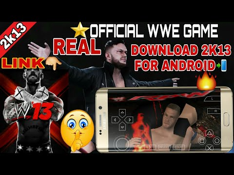wwe 2k13 game free download for android
