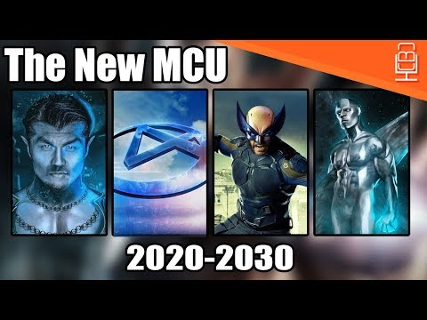 The 30+ MCU Films Marvel is Developing Including Fantastic Four, X-Men & More - 동영상