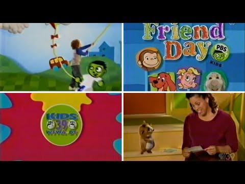 PBS Kids: Miss Lori & Hooper - Friend Day (2006 WFWA-DT1) - Part 1/3 thumbnail