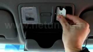 Hyundai Solaris & KIA Rio III - замена ламп в салоне