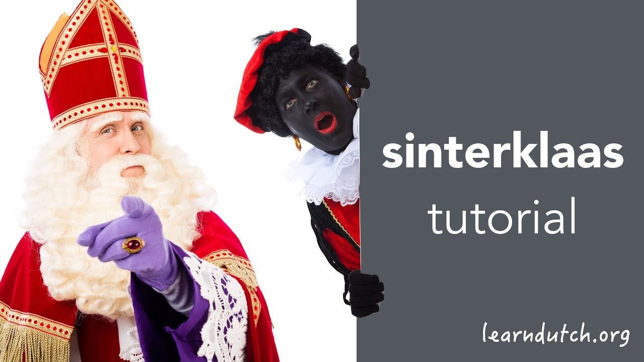 Geliefde Sinterklaas Tutorial – All you need to know as a foreigner about @PA48