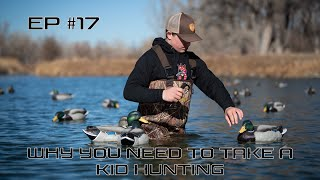 Why You Need to Take a Kid Hunting - Ep #17 Field Facts with Forrest
