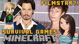 Meine MUM der FILMSTAR! mit DaniLP Minecraft Survival Games (Facecam)