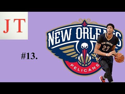 JT NBA Report 2018-2019 NBA Season Preview: #13. New Orleans Pelicans