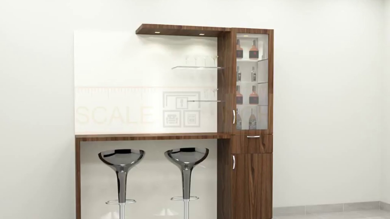 Bar Unit Designs For Home - YouTube