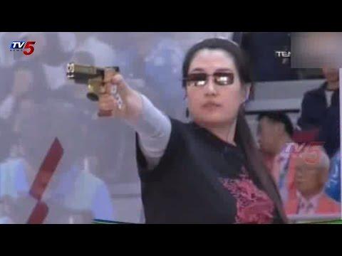 Got Bronze In Women 25m Pistol Event | Asian Games : TV5 News