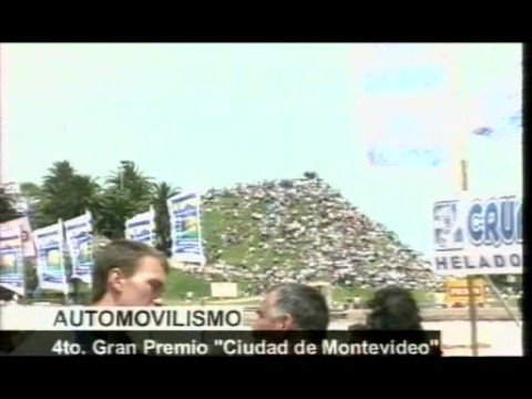 Automovilismo en Montevideo 4 - intercanaltv.com - Uruguay