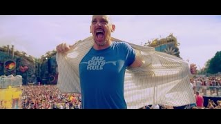 Смотреть клип Tomorrowland Anthem 2014 - Dimitri Vegas & Like Mike Vs W&w - Waves