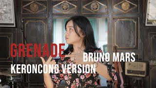 [ KERONCONG MILENIAL ] GRENADE - BRUNO MARS COVER BY REMEMBER ENTERTAINMENT