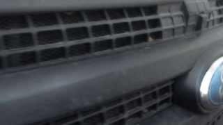 непонятный звук форд транзит 2007