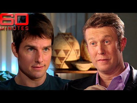 Peter Overton's infamous interview with Tom Cruise   60 Minutes Australia