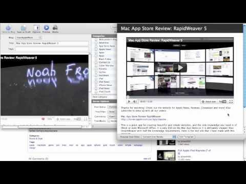 MarsEdit Desktop Blogging Tool For Mac!