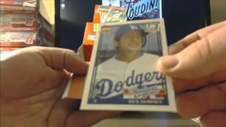 Chipper! 1991 Desert Shield Topps Baseball Box Break Jones Rc