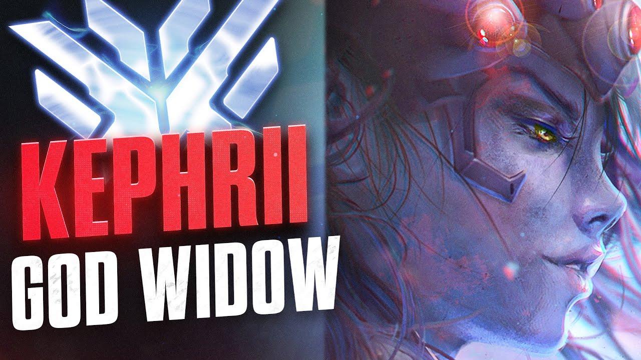 KEPHRII - INSANE WIDOWMAKER PLAYER - Overwatch Montage