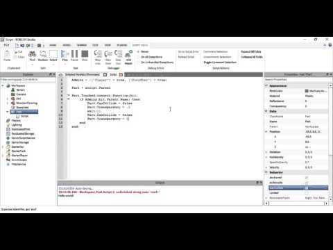 Roblox Kohls Admin Script Pastebin
