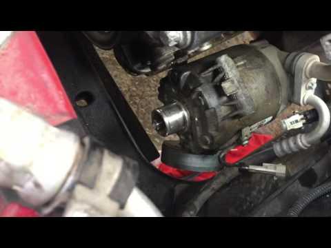 Arreglando un compresor de aire acondicionado (Opel Astra H)