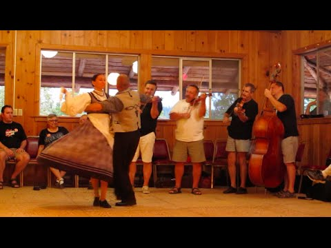 Ti Ti Tábor Hungarian Folk Camp - Magyar Hagyományőrző Családi Tábor • promotional video