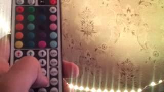 44 keys ir remote controller rgb 5050 smd led strip