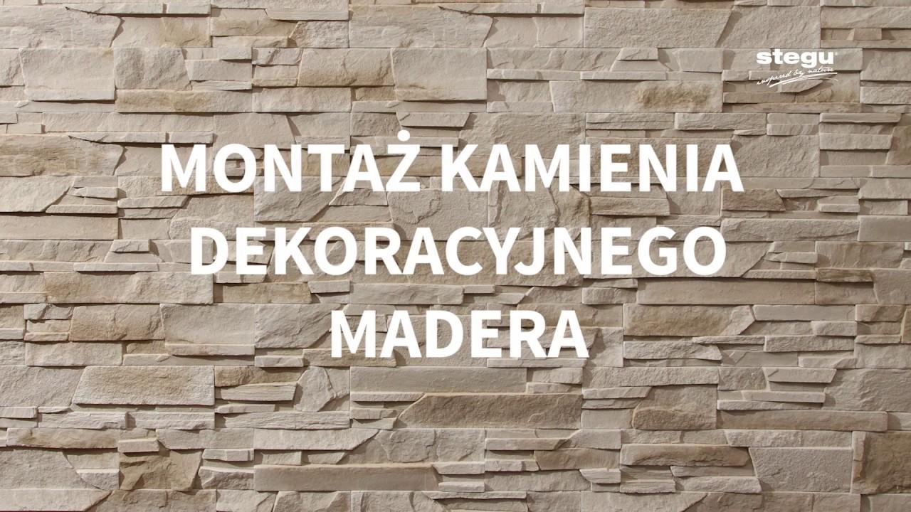 Montaż Kamienia Dekoracyjnego Madera Stegu Subtitles