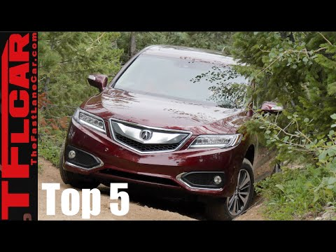 Driven & Reviewed: Top 5 Best Off-Roady Worthy New Crossovers