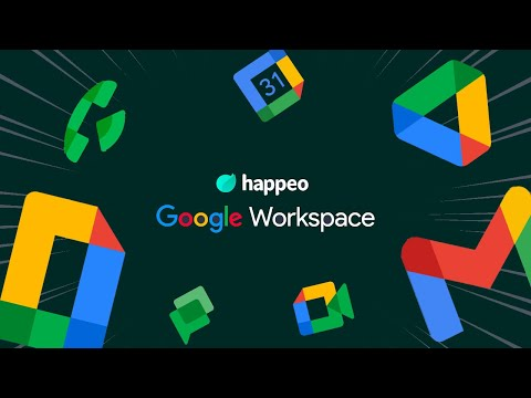 Google Workspace integration: connect your intranet | Happeo