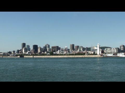 Visite touristique de Montréal  (Canada)