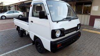 Suzuki Carry 1991 RWD 31k miles Kei Mini Pickup Truck