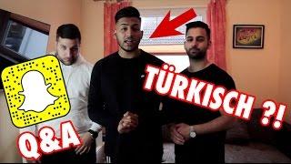 RAJA KANN TÜRKISCH ?! | SNAPCHAT Q&A