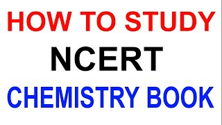 how to prepare chemistry for NEET and AIIMS