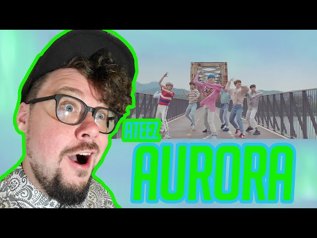 Mikey Reacts to ATEEZ(에이티즈) - 'AURORA' Official MV (Performance ver.)
