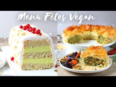 menu-de-fÊte-vegan-|-♡mon-livre♡