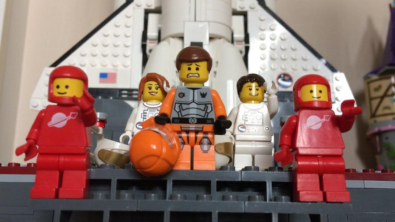 lego space shuttle custom - photo #32