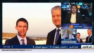النائب البرلماني منصوري: زيارة فالس إلى الجزائر تندرج ضمن العلاقات الثنائية الجزائرية الفرنسية