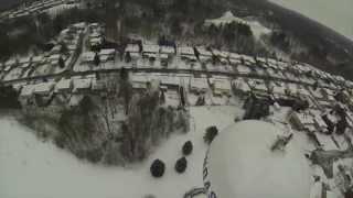 DJI Phantom Dundas Ontario (Such Great Heights) GoPro