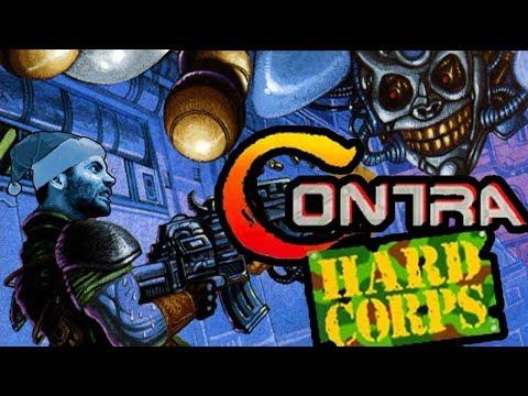Contra Hard Corps PT#01 - Iniciando a jogatina, esse sim dá pra zueirar