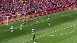 Manchester United vs Newcastle United 0-0 Fast Highlights 2015