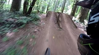 Black Rock Mountain Bike Trails - Oregon