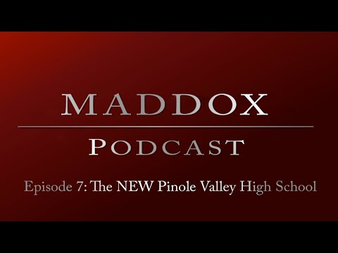 Episode 007   The NEW Pinole Valley High School