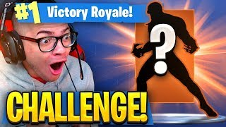 THE *WORST* SKINS in the GAME CHALLENGE in Fortnite: Battle Royale! THEY THOUGHT I WAS A NOOB!
