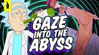 Gaze Into the Abyss - Nihilism in Rick and Morty & BoJack Horseman – Wisecrack Edition