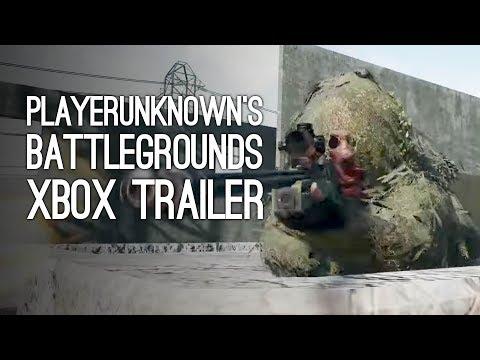 Battlegrounds PlayerUnknown's работает на Xbox One X в 30-40 FPS на серверах со 100 игроками