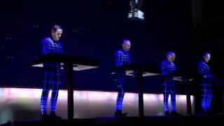 Kraftwerk Ohm Sweet Ohm Paradiso Amsterdam 2015