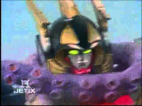 Power Rangers Dino Thunder - Cephalazord