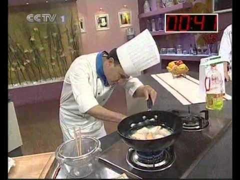 天天饮食 20081003 吉利脆鱼球 酥炸鱼条