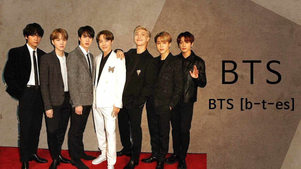 How To Pronounce BTS (BTS) in Korean - YouTube